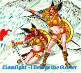 Clamfight: I Versus the Glacier