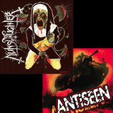Nunslaughter/Antiseen: split
