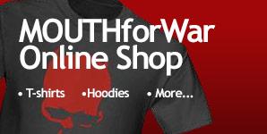MouthForWar Online Shop