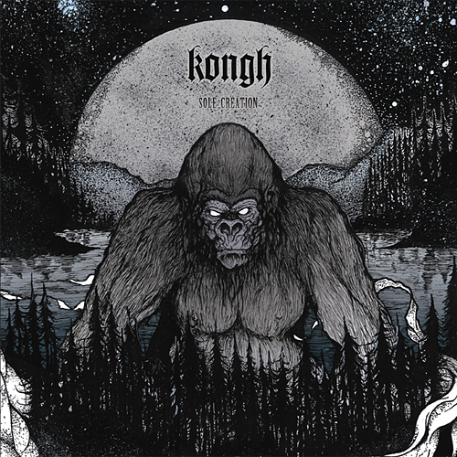Kongh: Sole Creation album cover