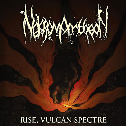 Rise Vulcan Spectre album art